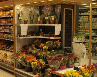 CL BOURGES - fleurs
